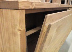 Arredamenti personalizzati pino e abete
